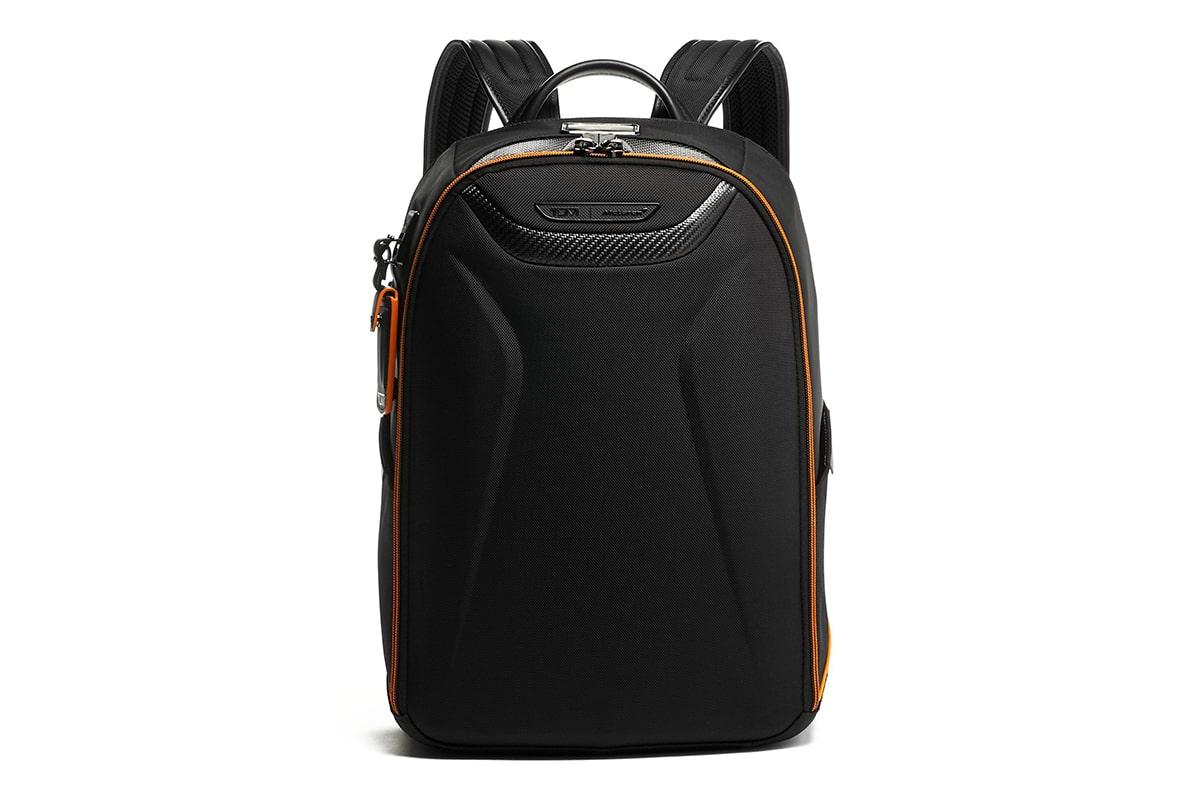 Tumi x mclaren luggage 1