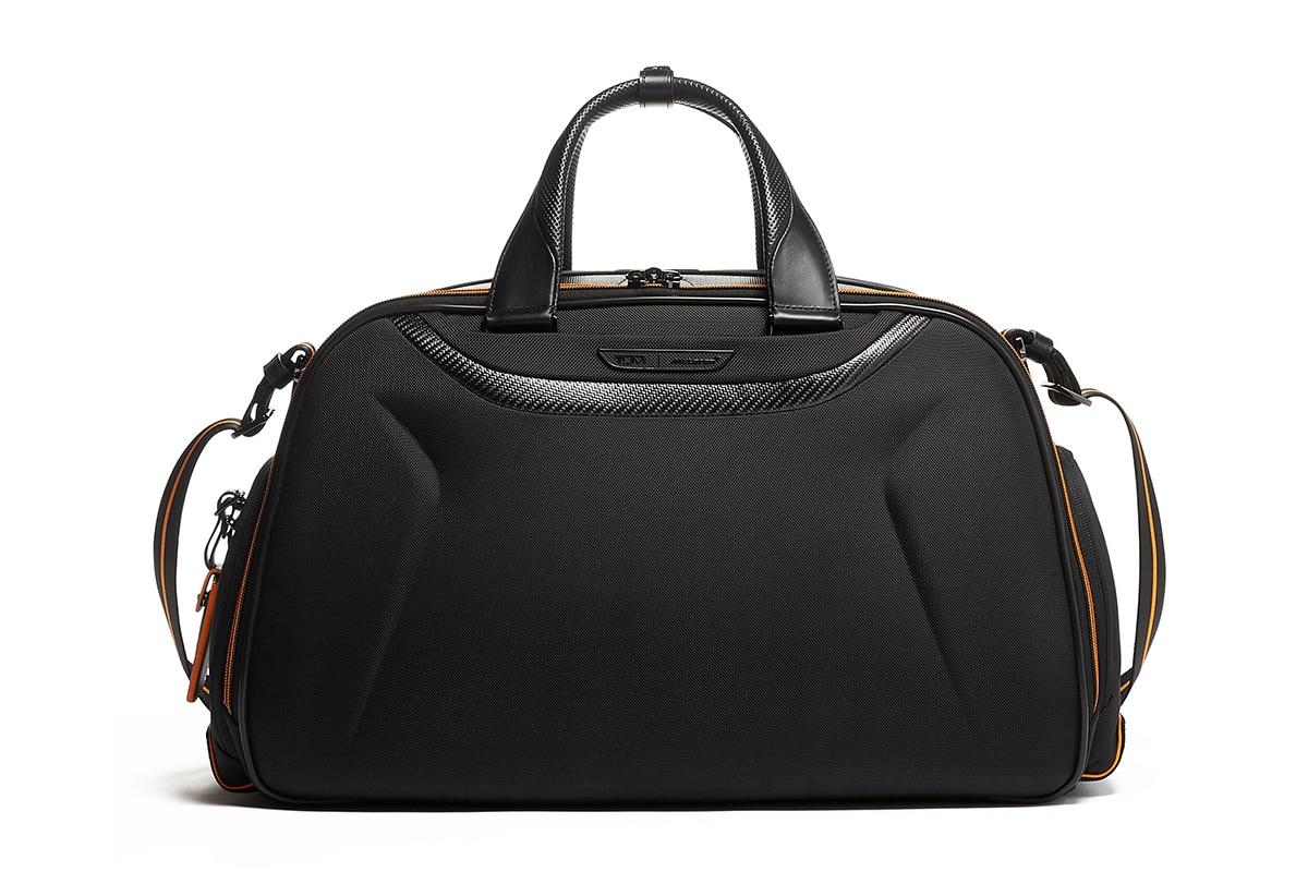 Tumi x mclaren luggage 3