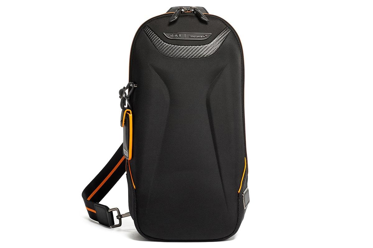 Tumi x mclaren luggage 4