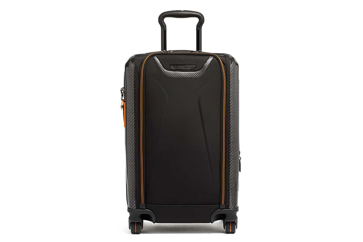 Tumi x mclaren luggage 5