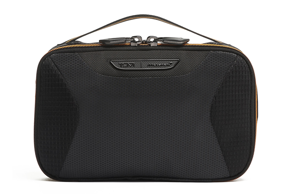 Tumi x mclaren luggage 7