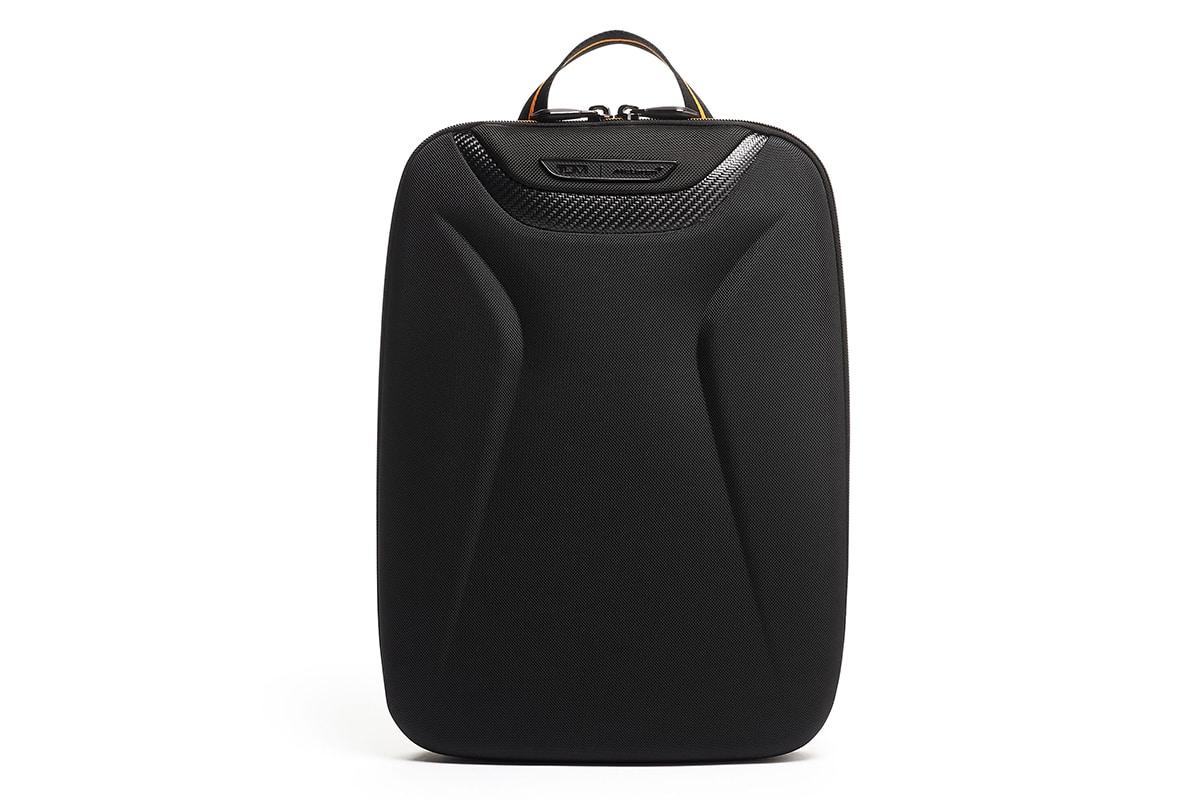 Tumi x mclaren luggage 8