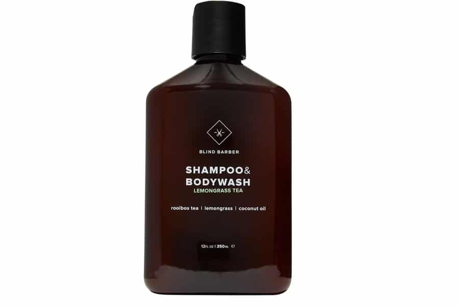 blind barber shampoo body wash