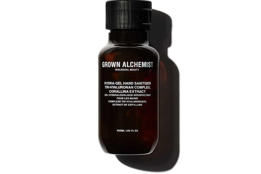 grown alchemist gel hand sanitizer