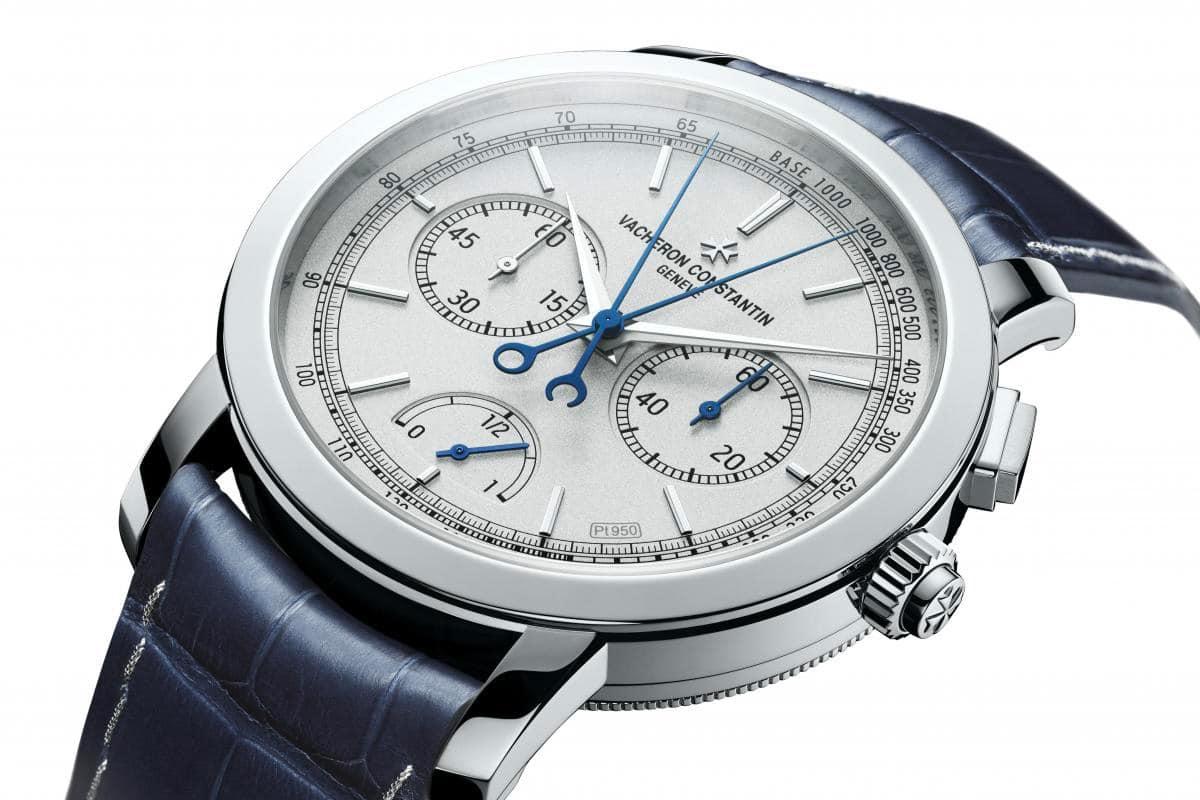 Vacheron constantin traditionnelle chronograph split second