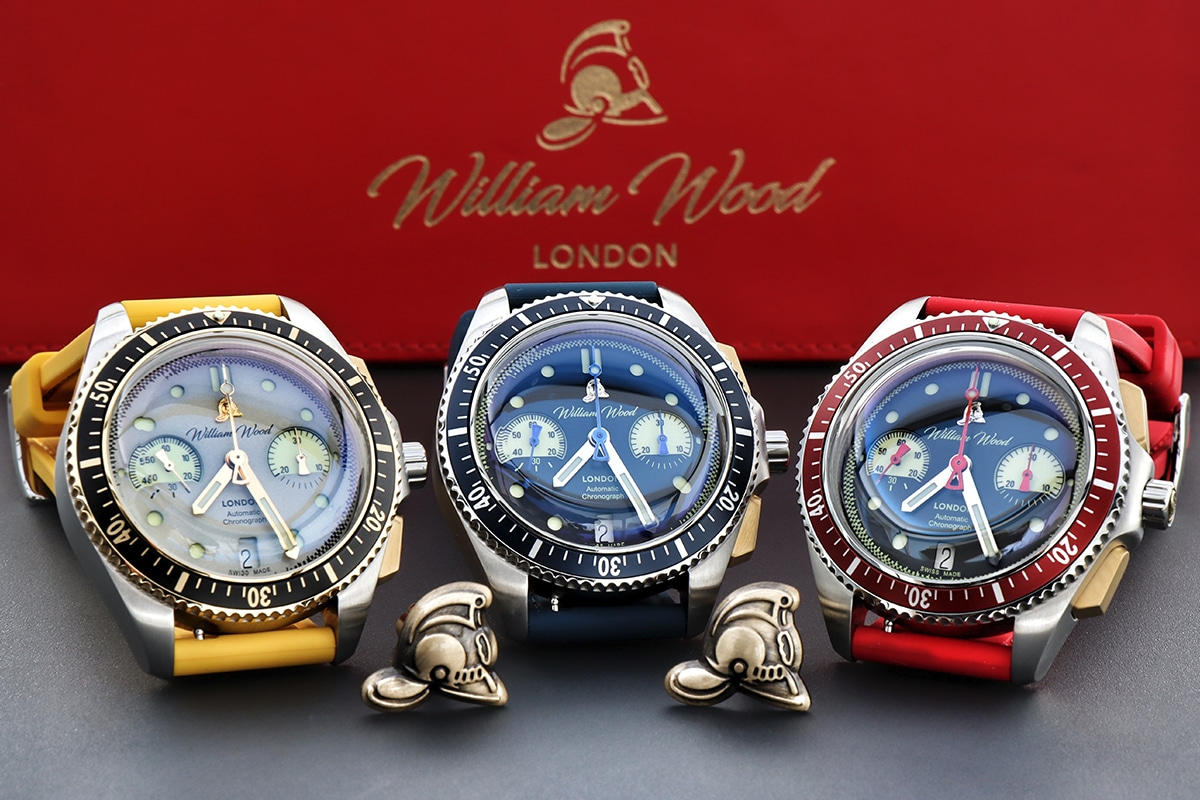 William wood all three 1