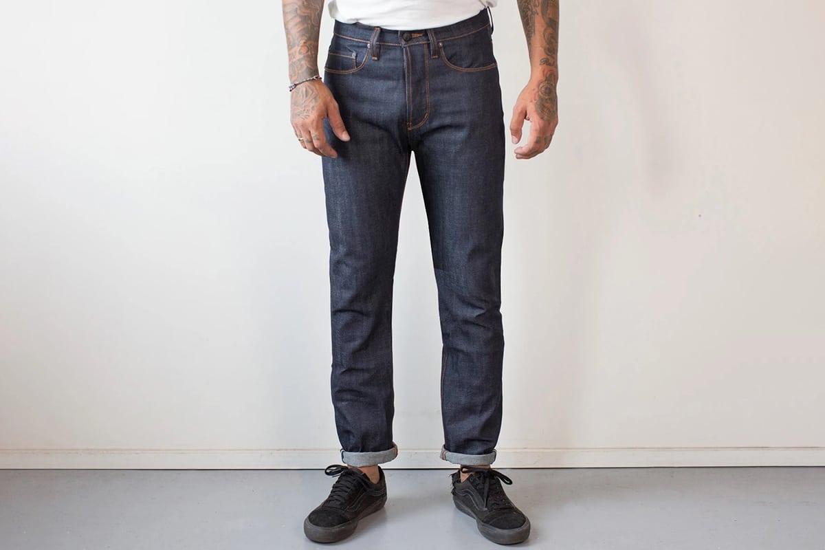 flux denim jeans