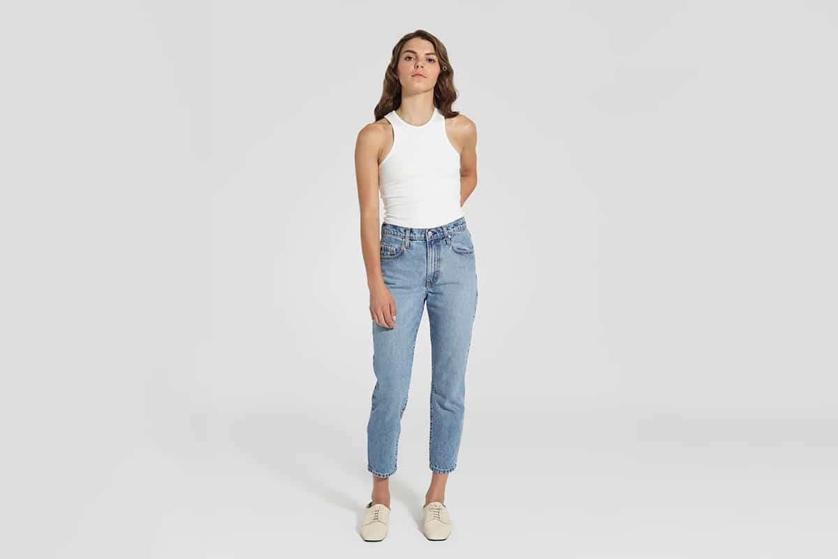 nobody denim woman's jeans