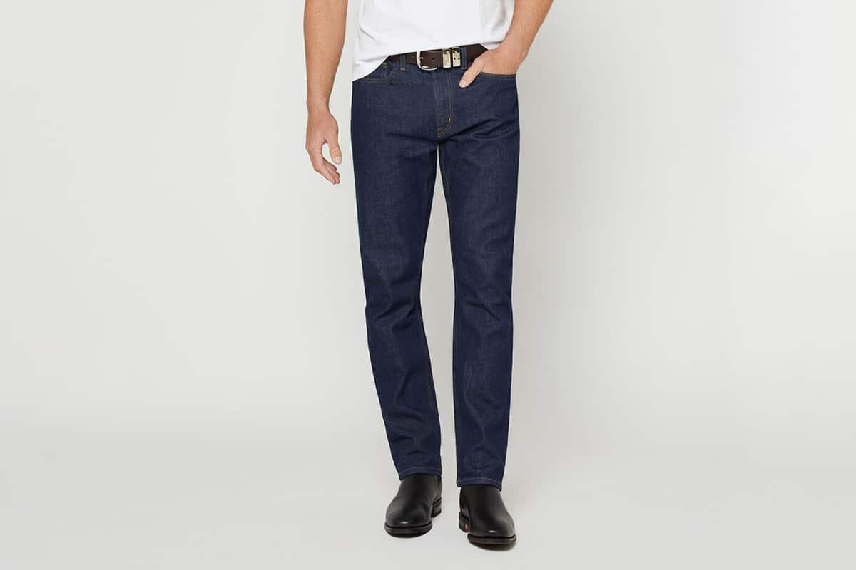 r m williams denim jeans