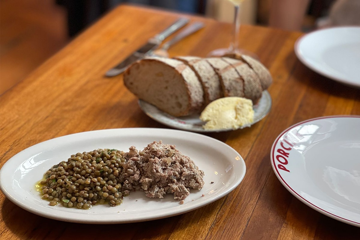 porcine Restaurant best french restaurants sydney