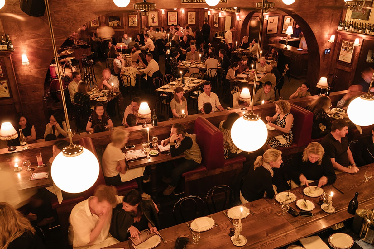 restaurant hubert best french restaurants sydney