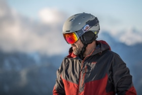 Anon M4 Toric Sonar snow goggles