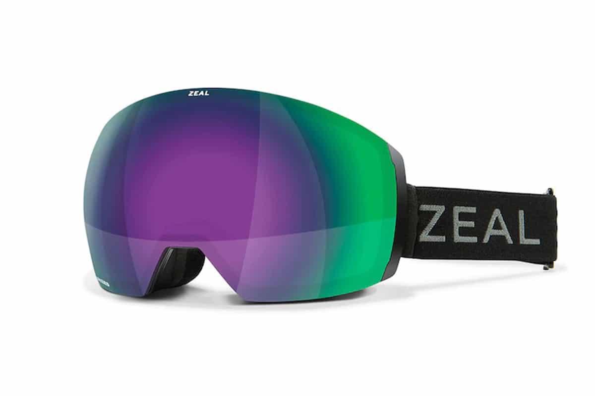 zeal portal xl polarized photochromic Snow Goggles