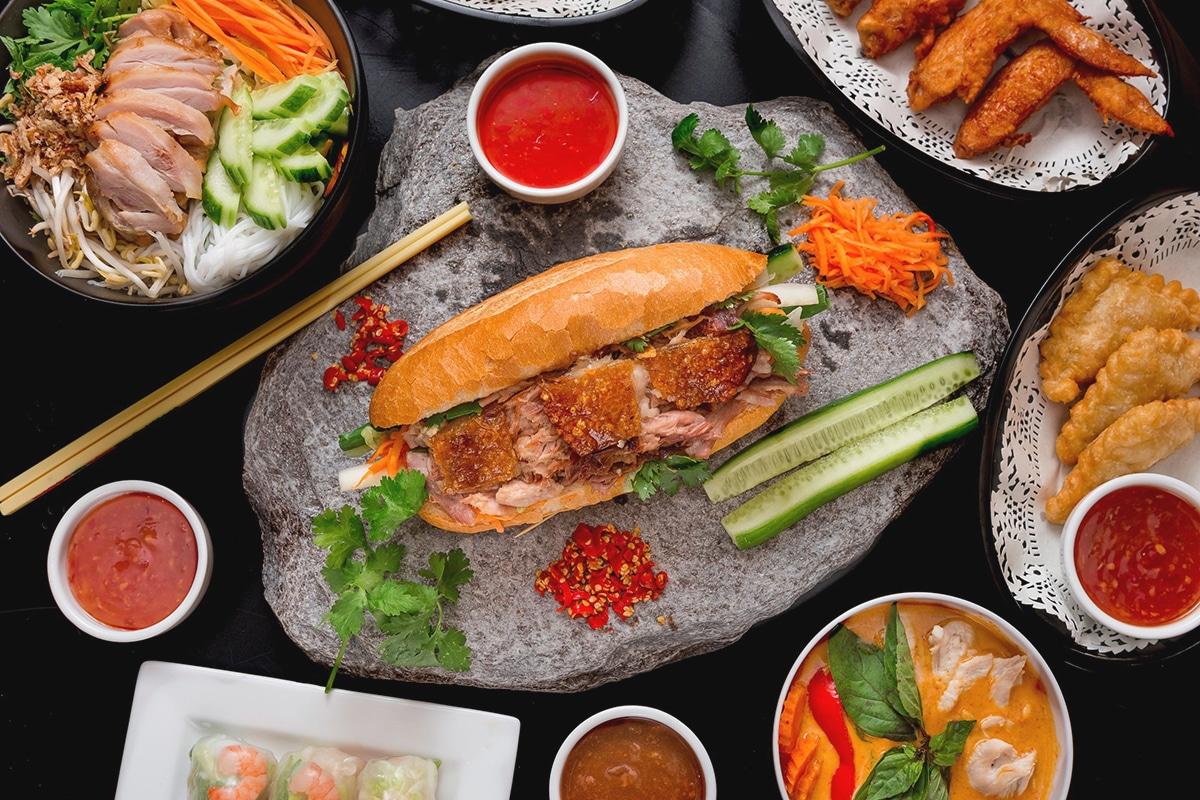 kennys pork rolls meals