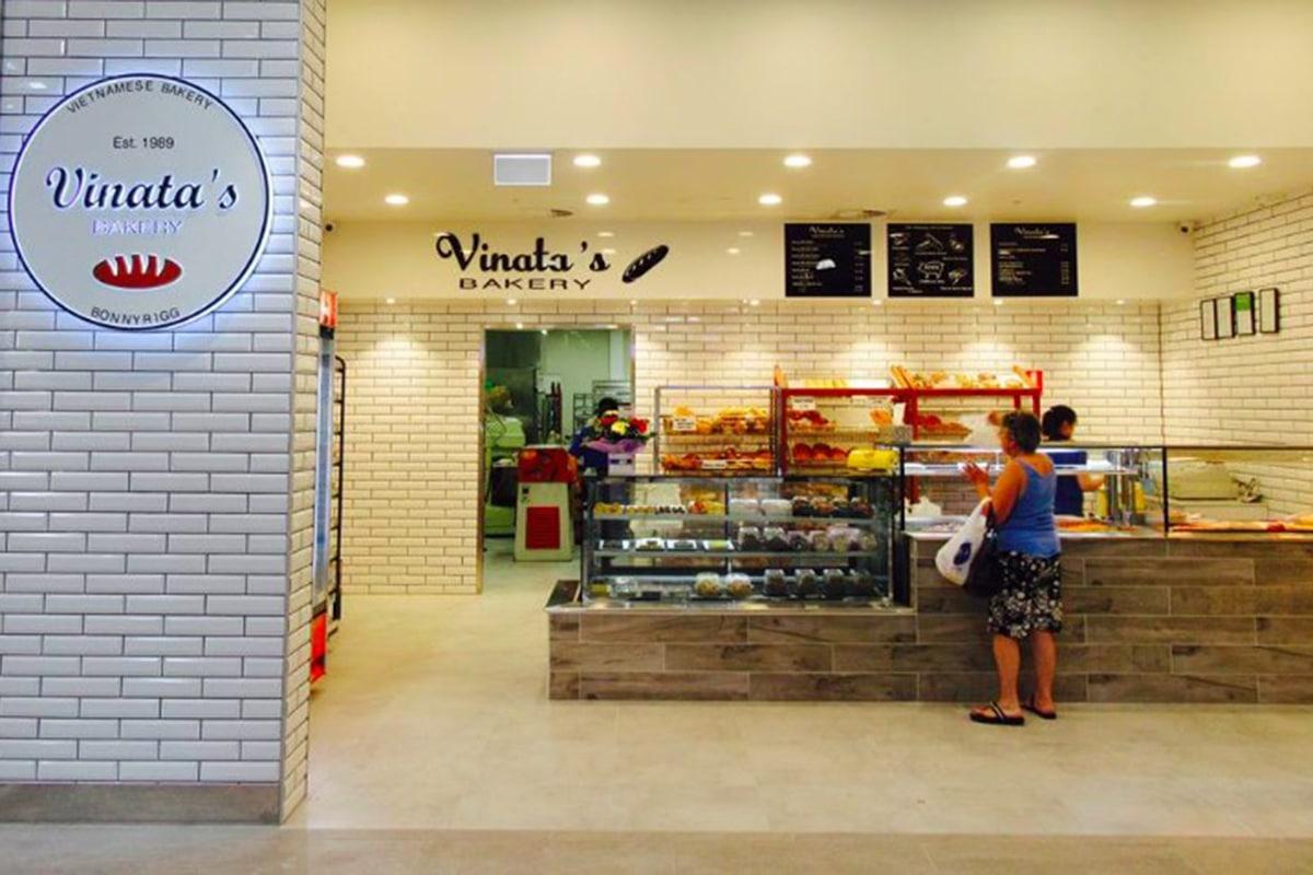 vinatas bakery interior