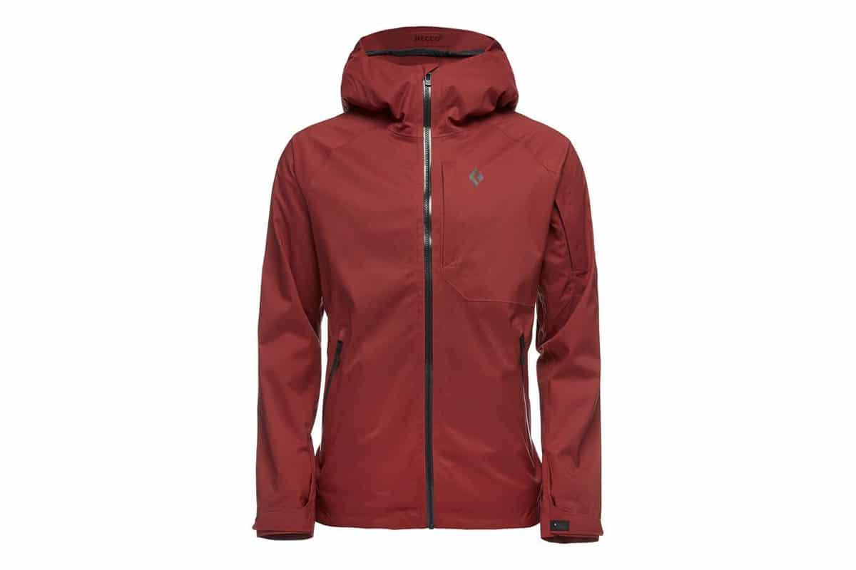 Black Diamond BoundaryLine Insulated ski jacket