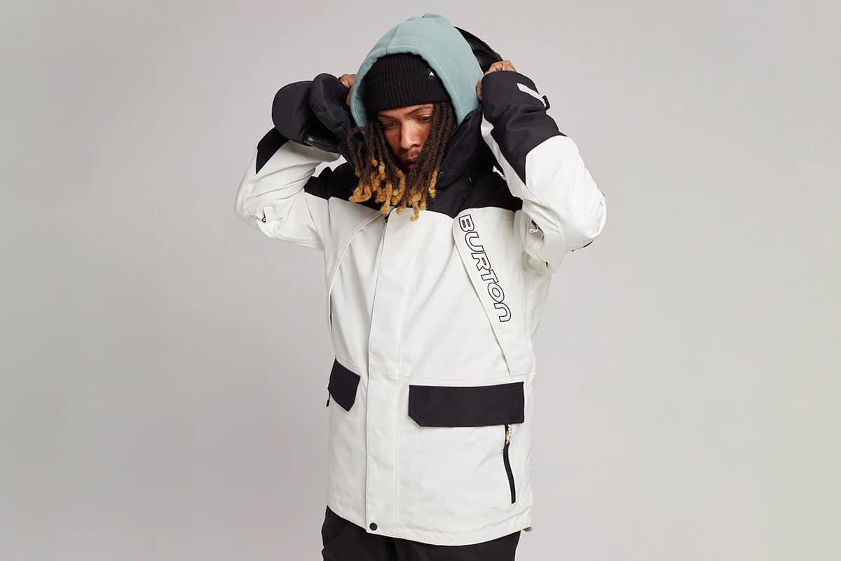 Burton GORE-TEX Breach ski jacket