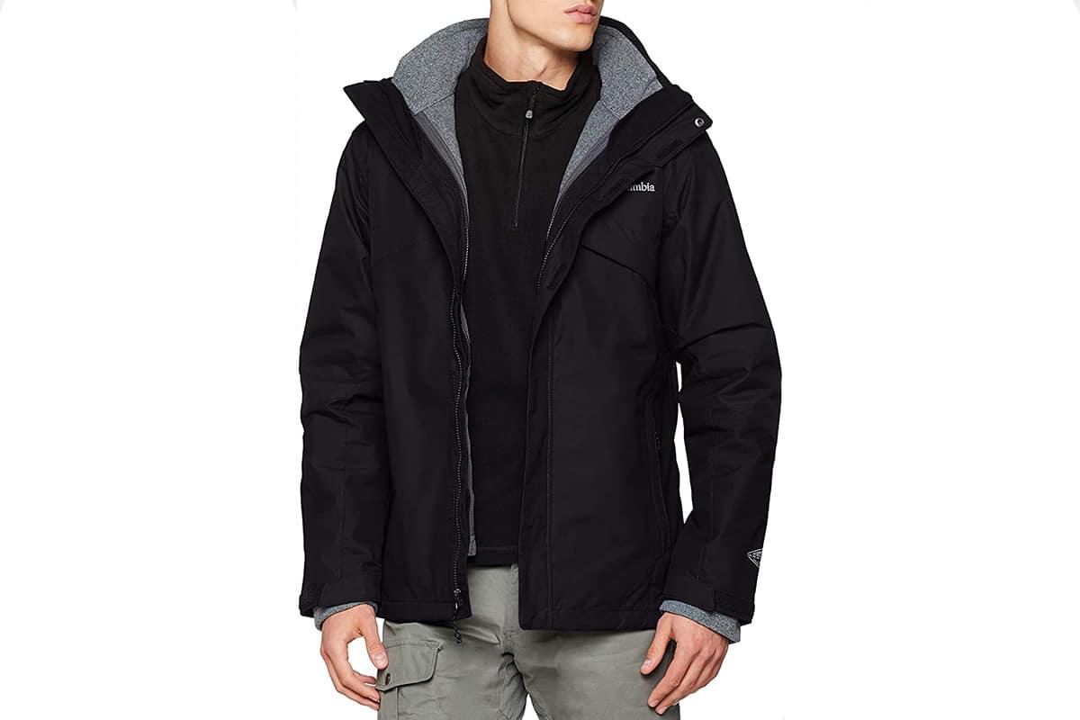 Columbia Bugaboo Fleece 3-in-1 Ski Jacket
