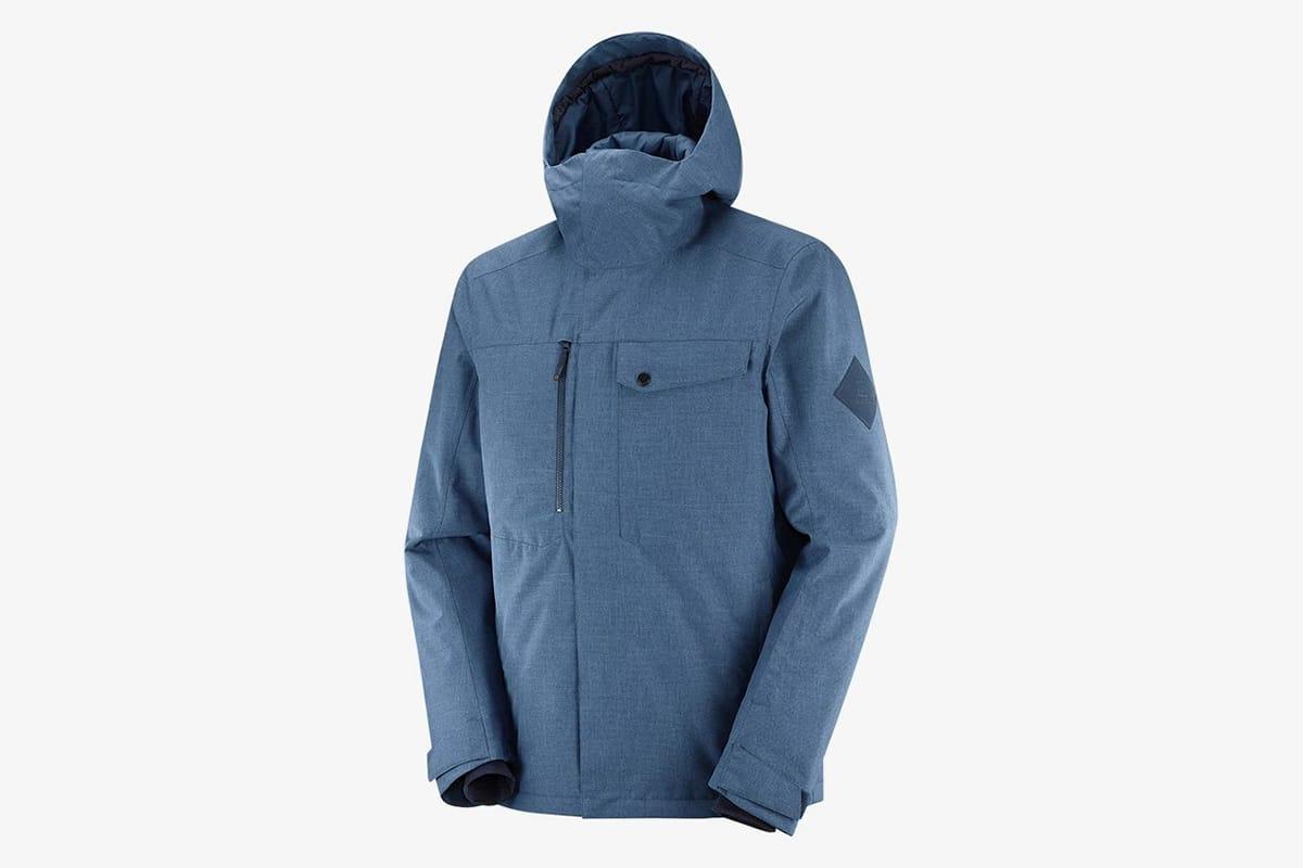 Salomon Powderstash ski jacket