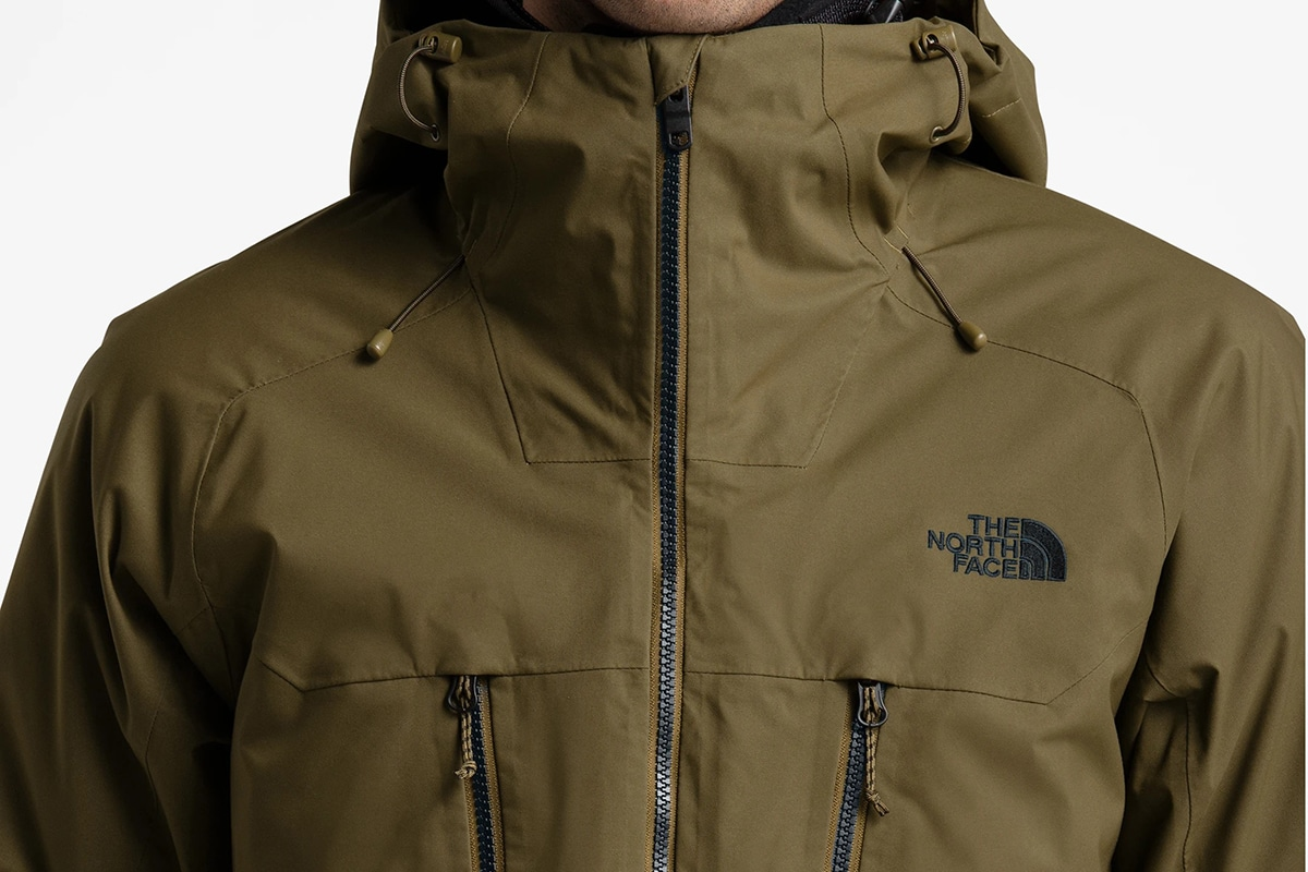 the north face thermoball eco snow triclimate ski jacket