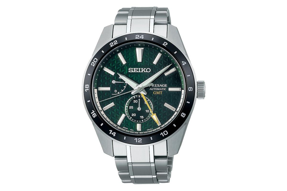 seiko presage sharp edged series Watch
