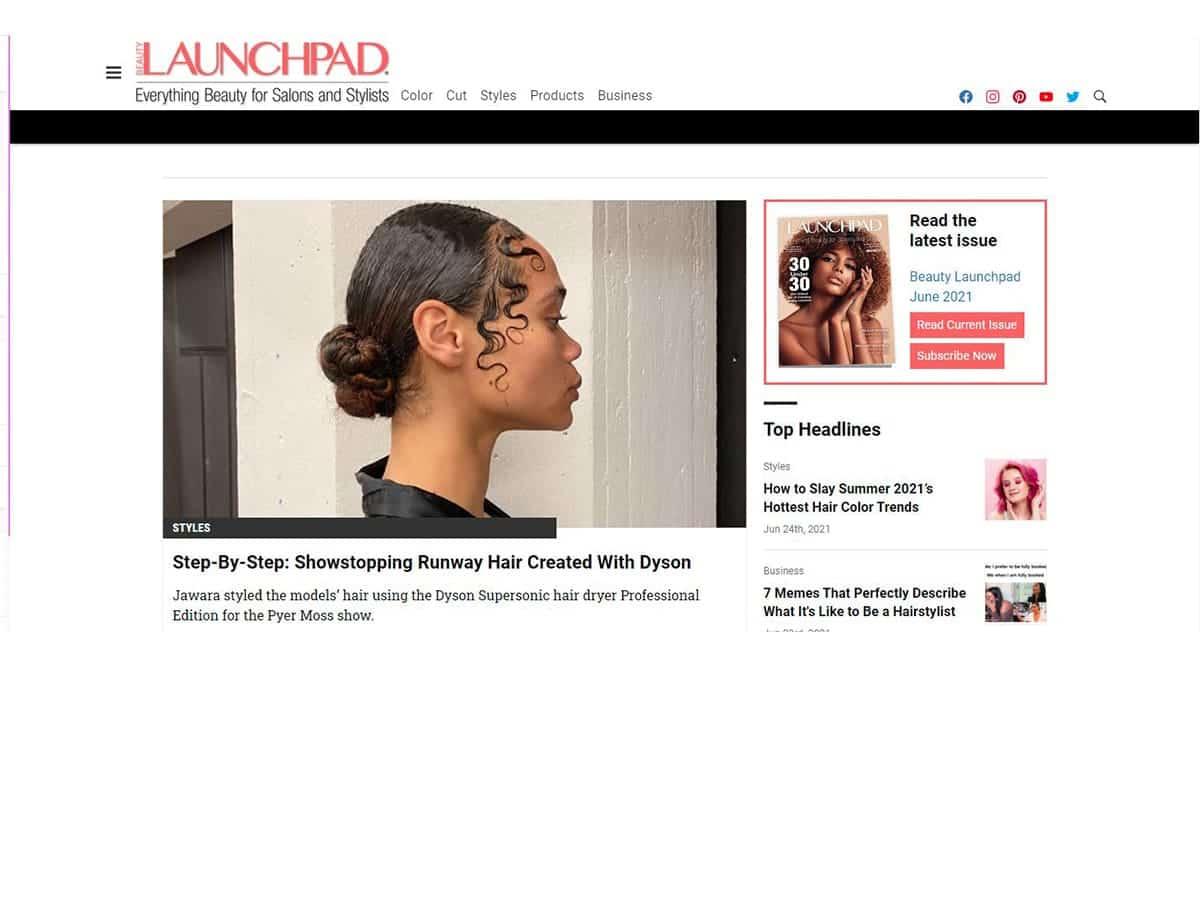 MAN Magazine by Beauty Launchpad
