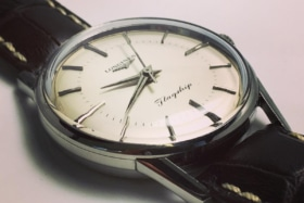 Longines watch by David East Jewellers and Watch Repairers