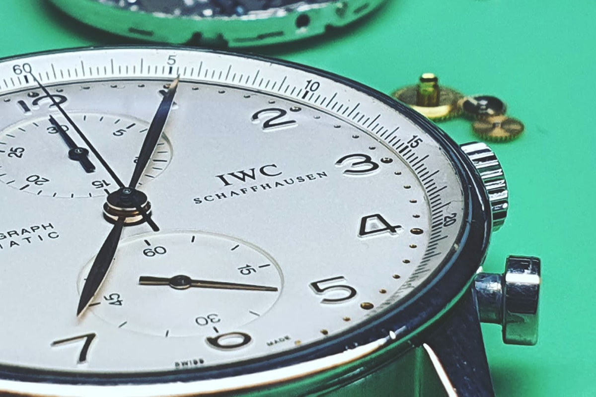 a watch in time vintage watch store