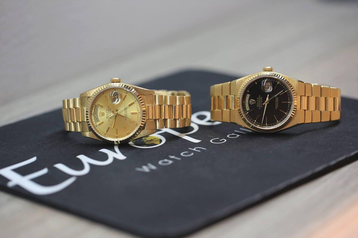 european watch gallery vintage watch store