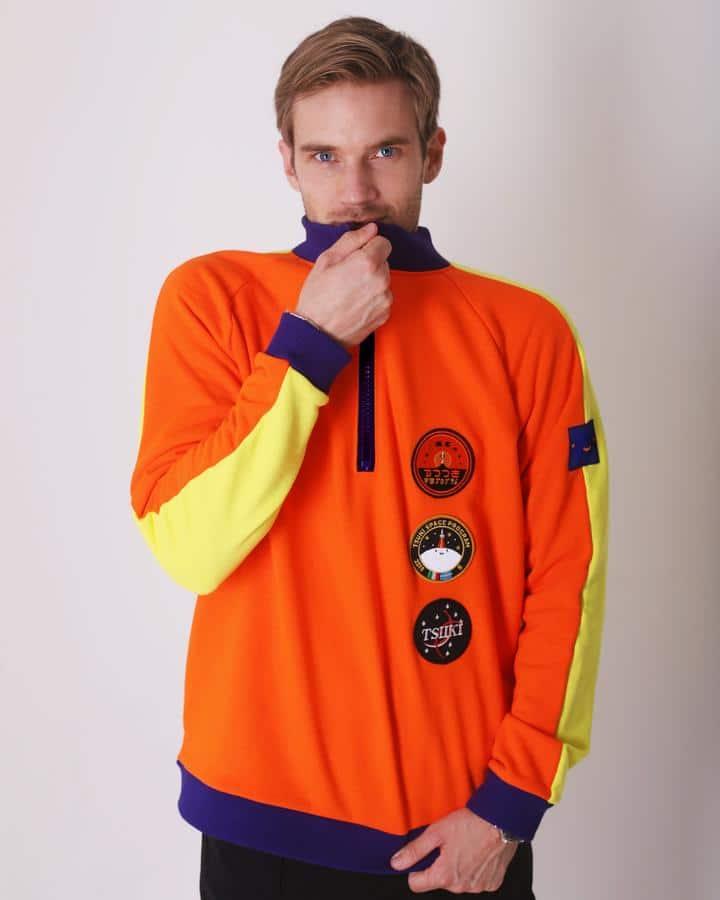Tsuki pewdiepie clothing brand 4