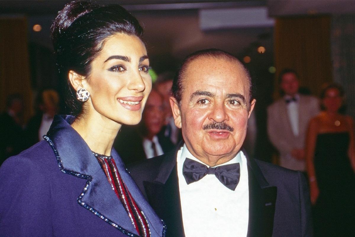 Adnan and soraya kashoggi