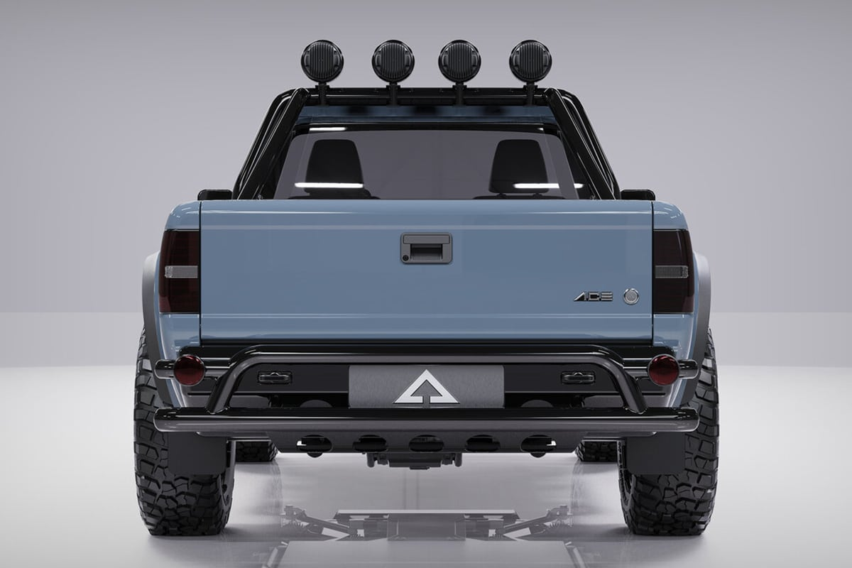 Alpha wolf electric truck 3
