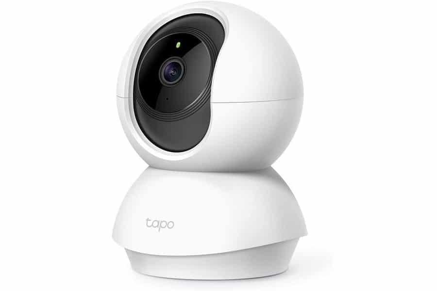 tp link tapo c200 pan tilt home security wifi camera