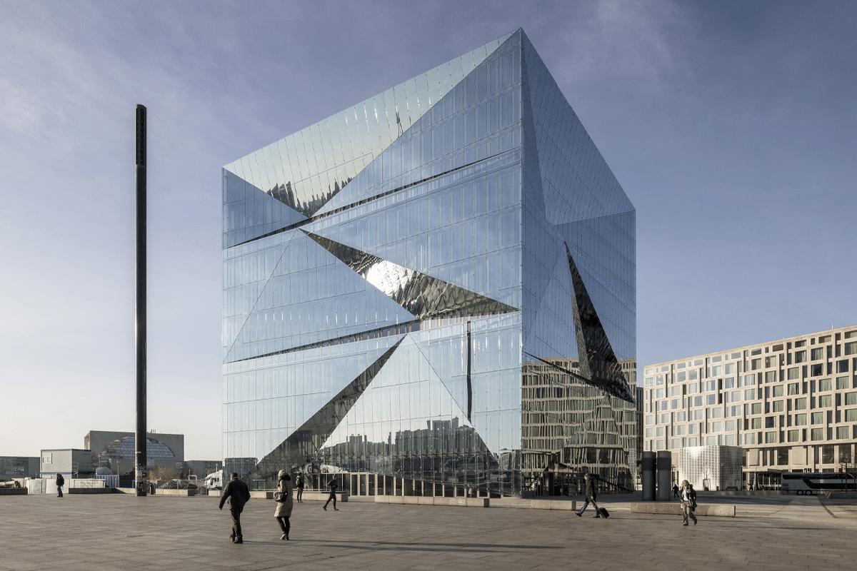 Cube Building Berlin