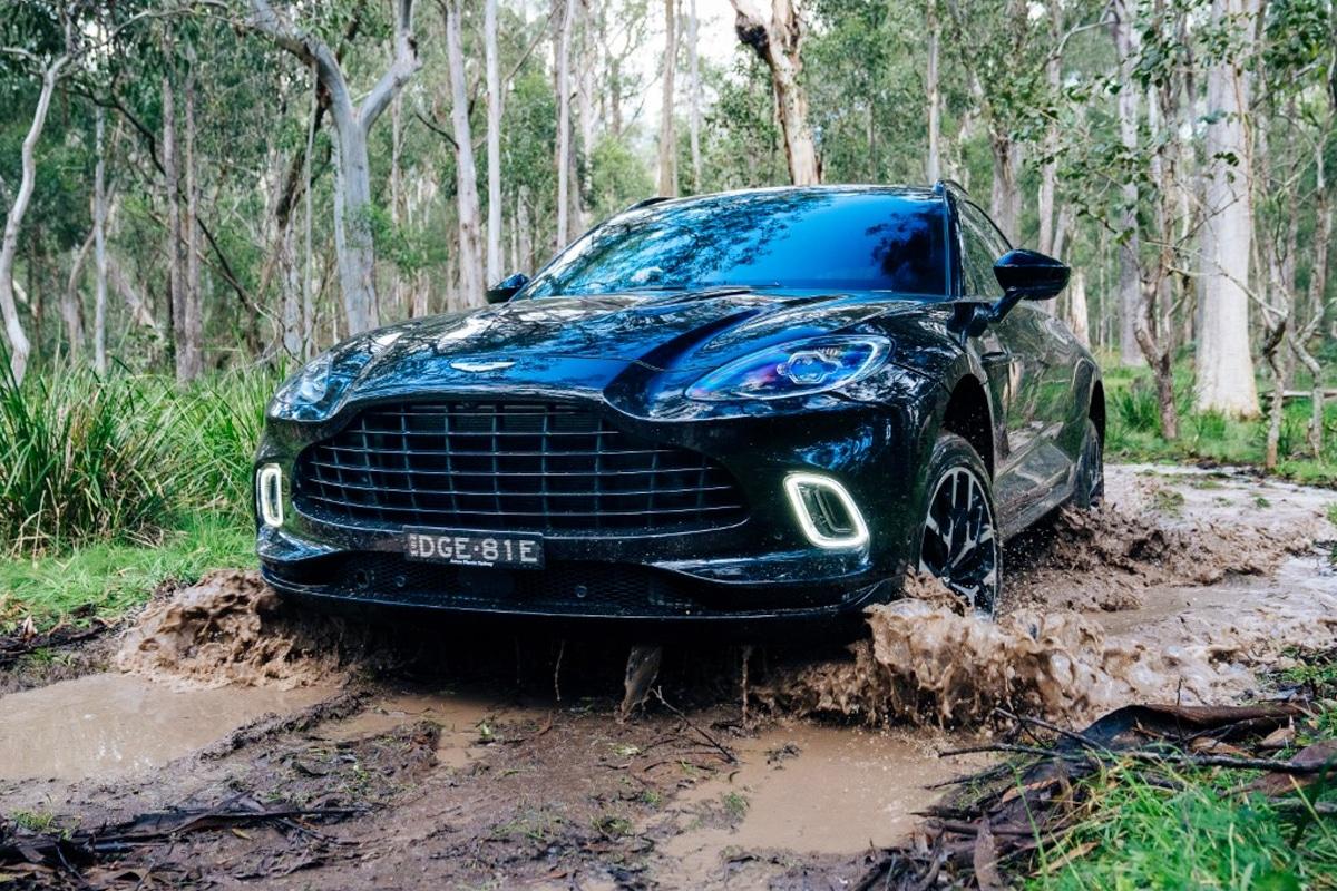 Aston martin dbx review