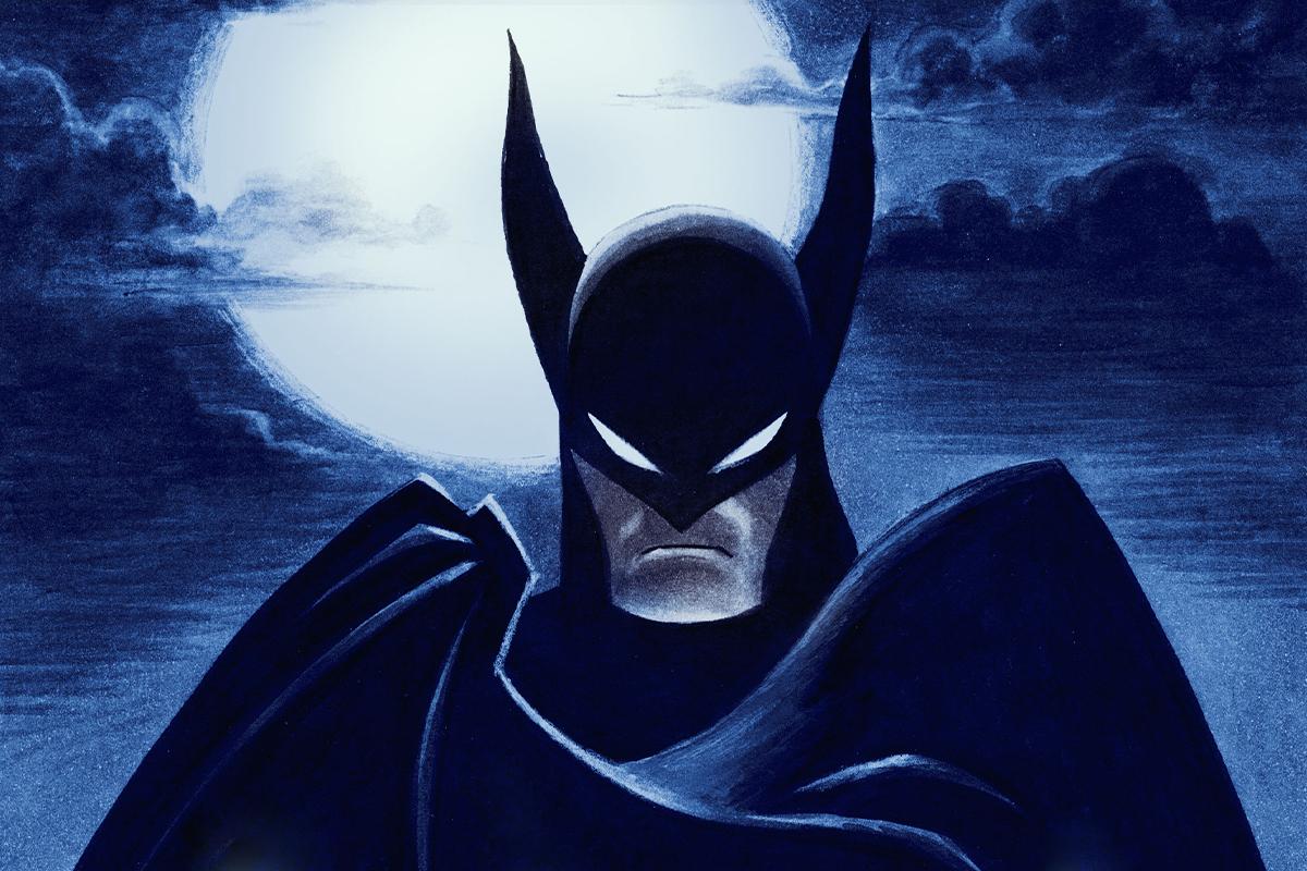 Batman caped crusader poster 3