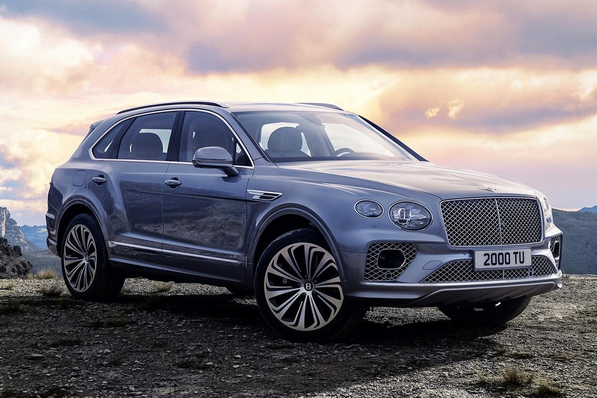 Bentley bentayga feature