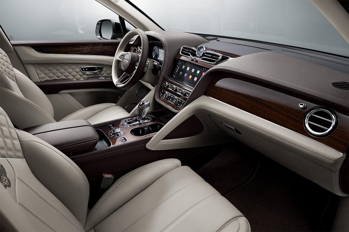 Bentley bentayga new 7