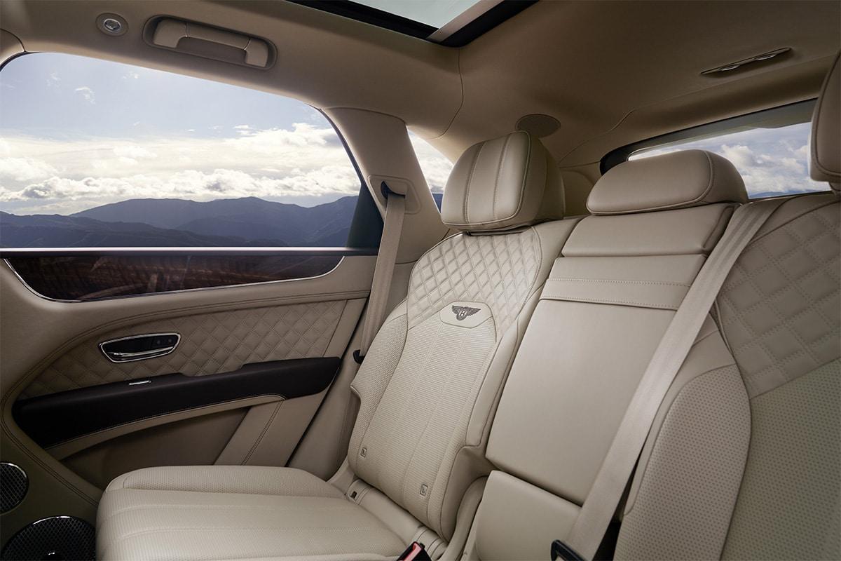 Bentley bentayga new 8