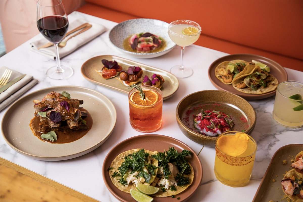 Best mexican restaurants sydney sinaloa double bay