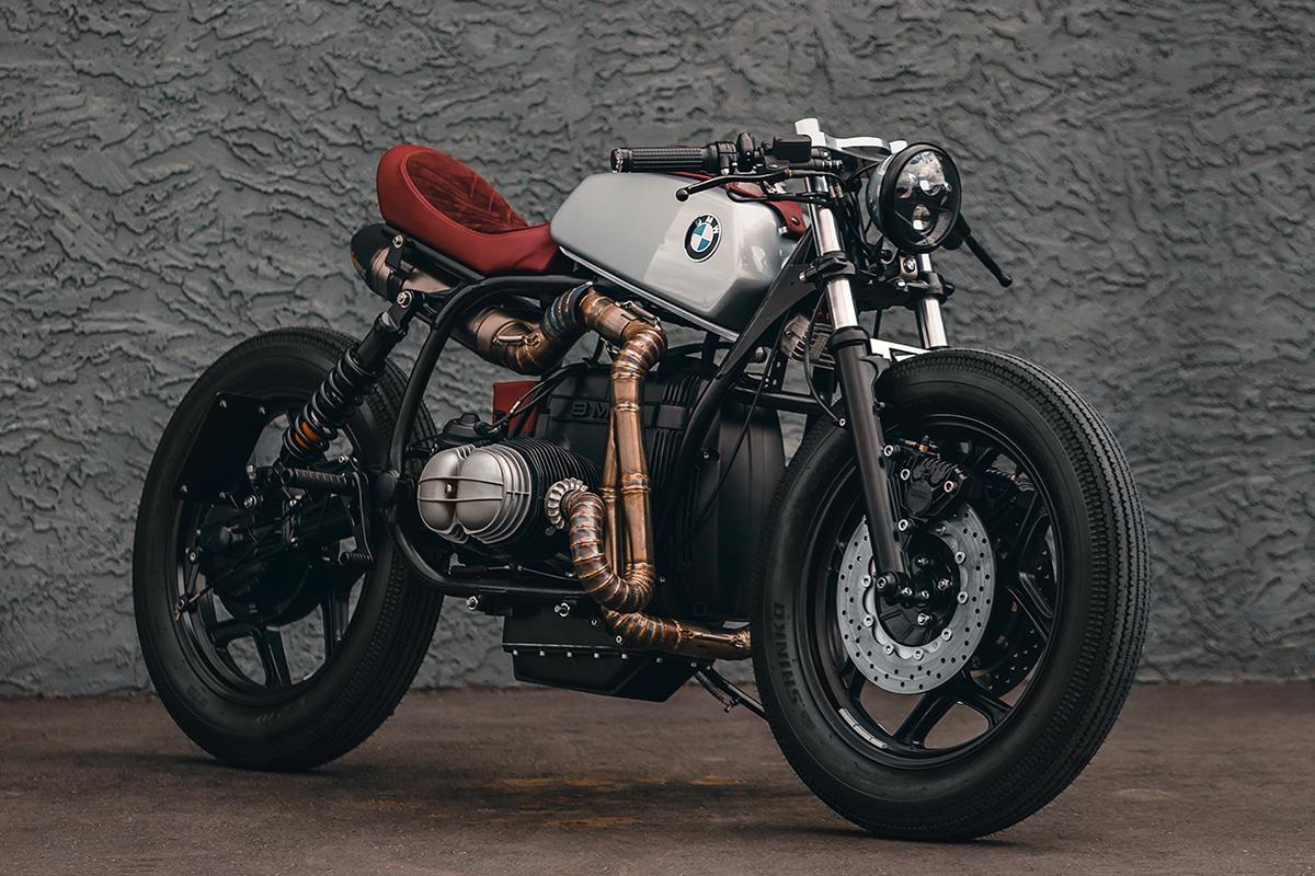 Bmw custom cafe racer wyld garage 3