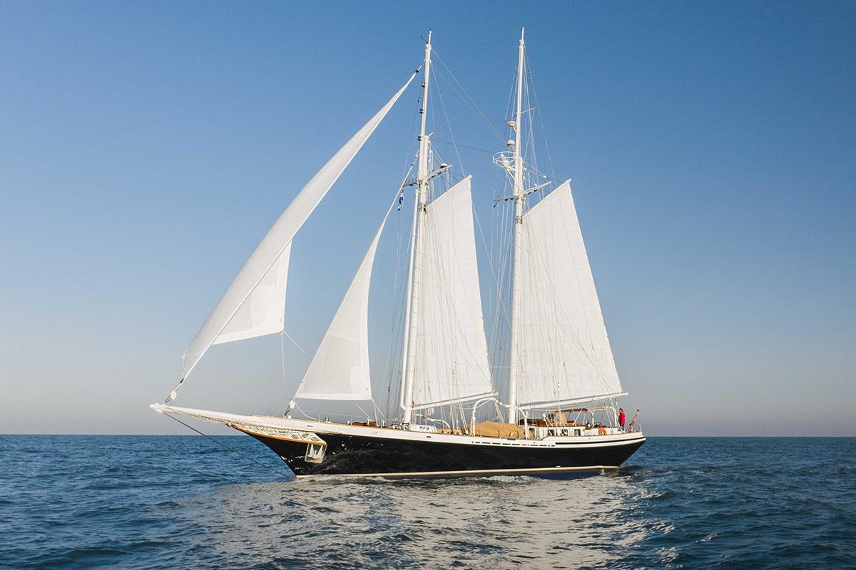 Borkumriff ii yacht