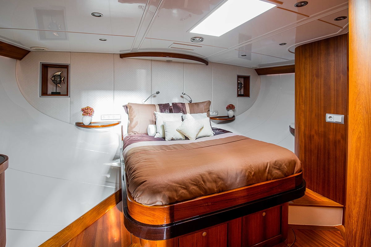 Borkumriff ii yacht 3
