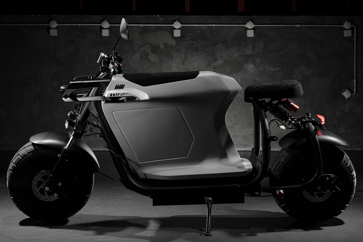Bull e electric scooter 4