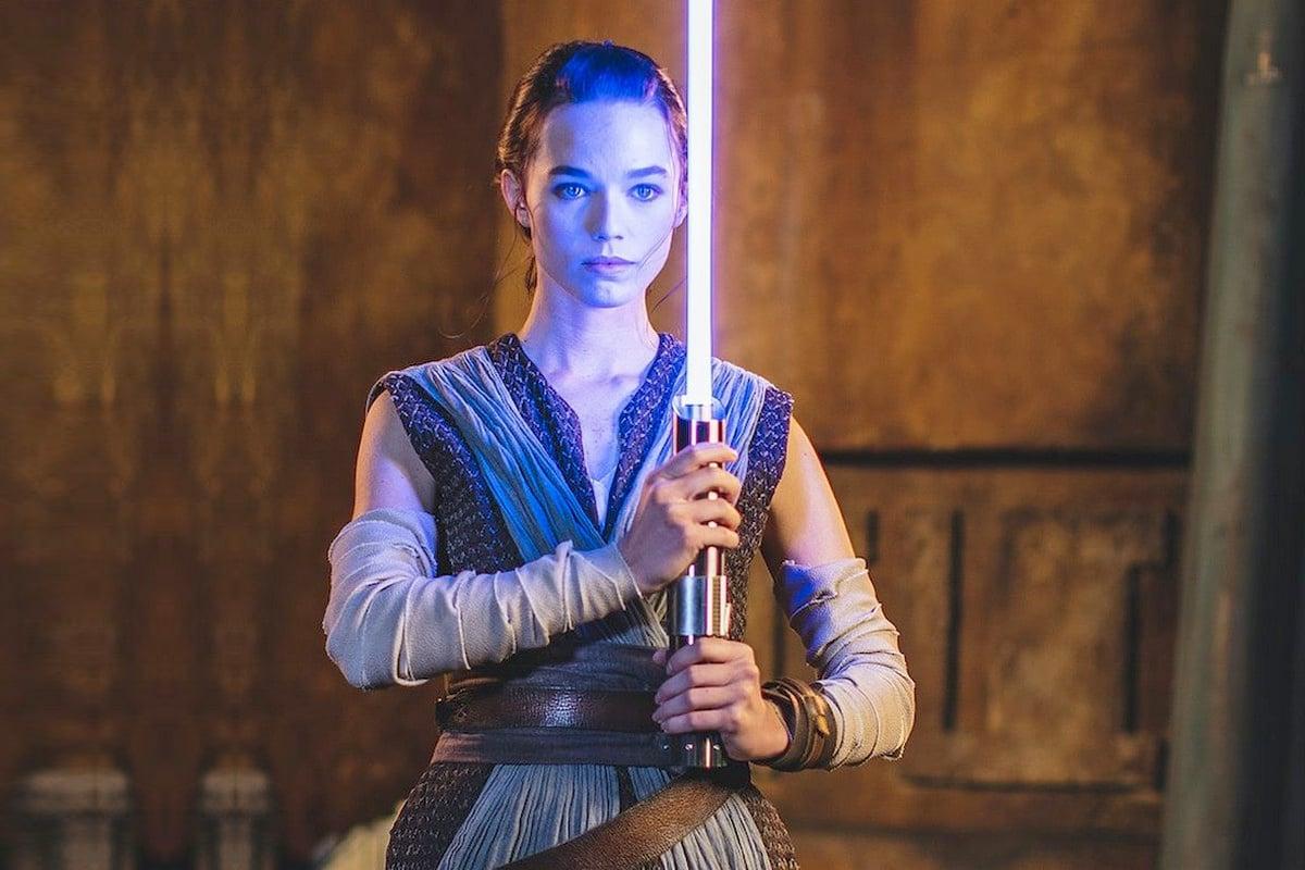 Disney Teases 'Real' Extending Lightsaber