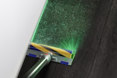 Dyson's Latest Cleaning Range Have Frickin' Laser Beams Attached