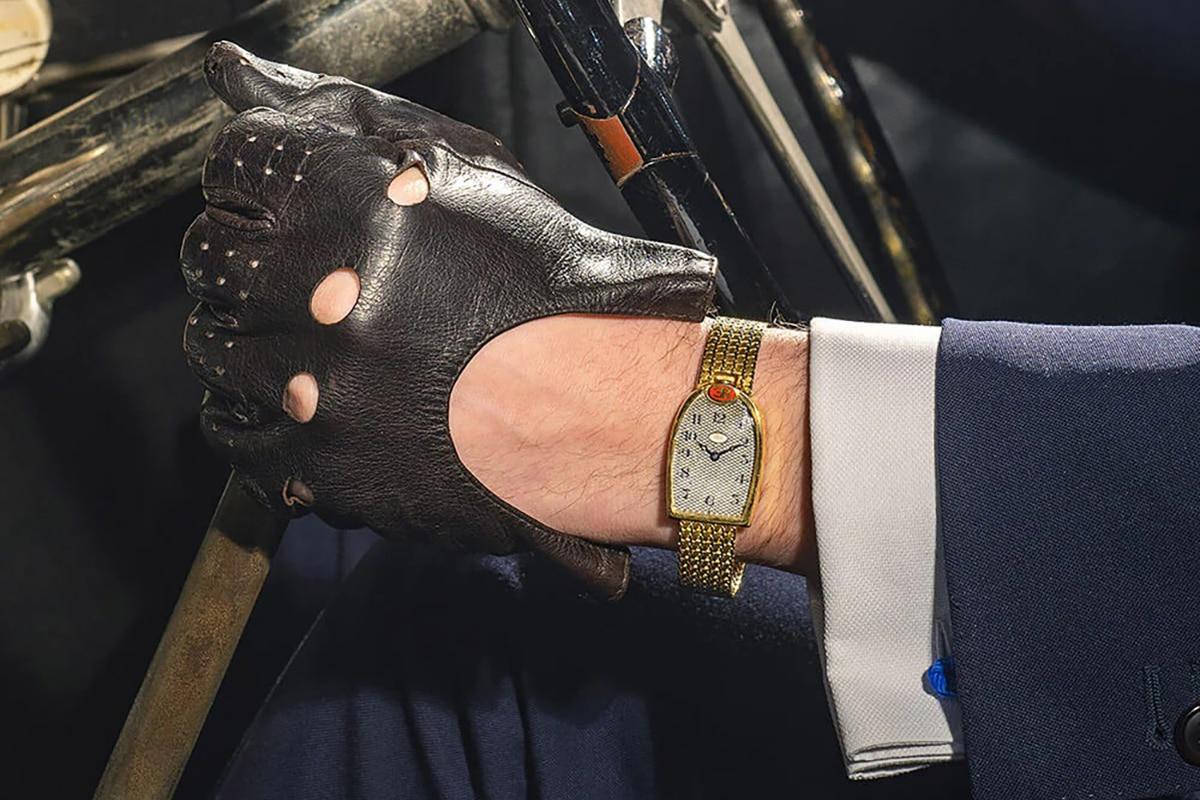 Ettore bugattis mido watch 2