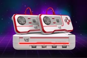 Evercade vs mini console 1