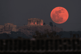 How to watch the blood moon 2021 australia 4