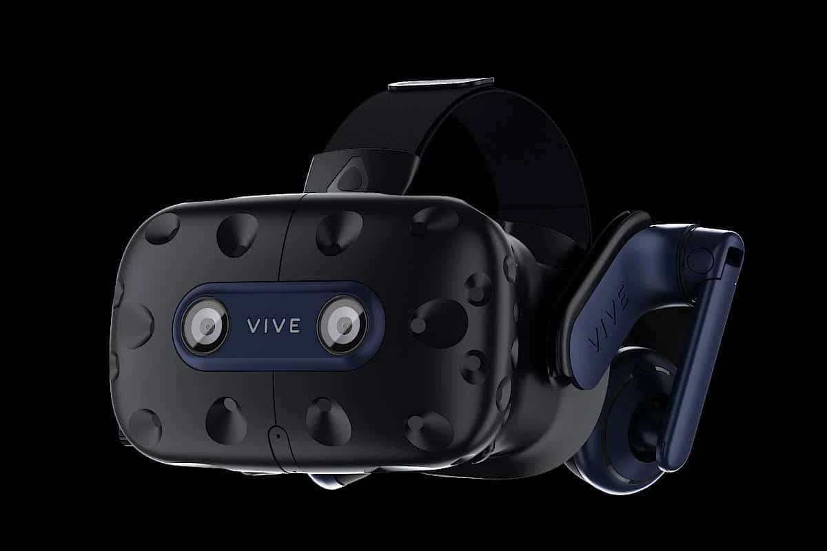 $1,300 Vive Pro 2 VR Headset Cops 5K Resolution and 120Hz Refresh Rate